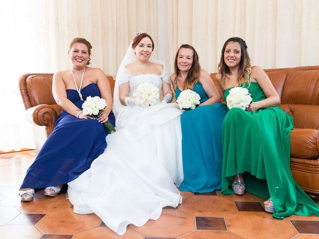 Il matrimonio di Michele e Anna Rita a Pula, Cagliari 20