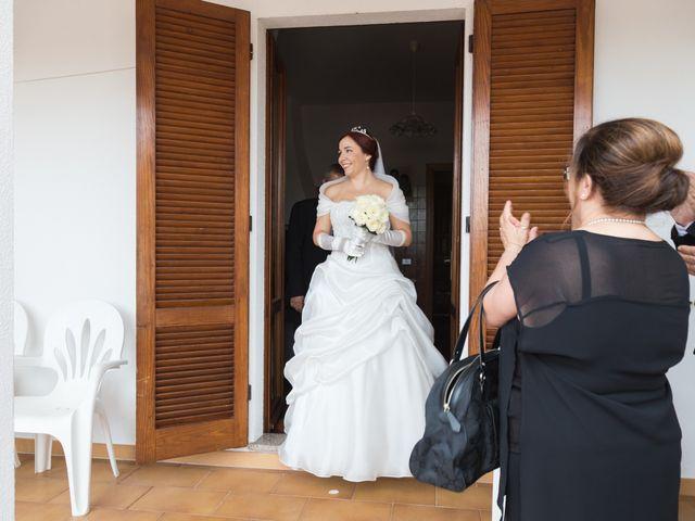 Il matrimonio di Michele e Anna Rita a Pula, Cagliari 22