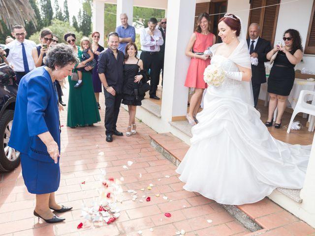 Il matrimonio di Michele e Anna Rita a Pula, Cagliari 23