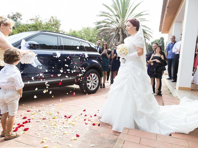 Il matrimonio di Michele e Anna Rita a Pula, Cagliari 24