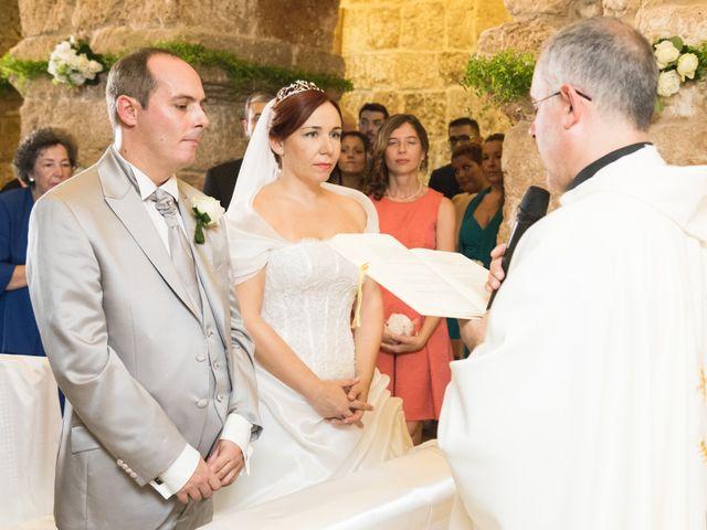 Il matrimonio di Michele e Anna Rita a Pula, Cagliari 32