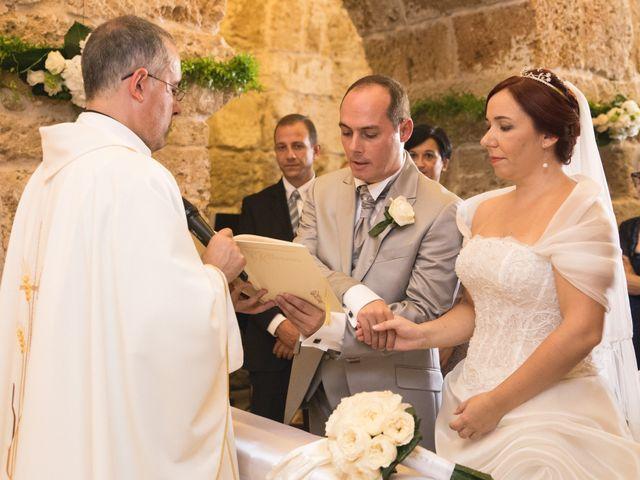 Il matrimonio di Michele e Anna Rita a Pula, Cagliari 33