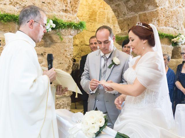 Il matrimonio di Michele e Anna Rita a Pula, Cagliari 35