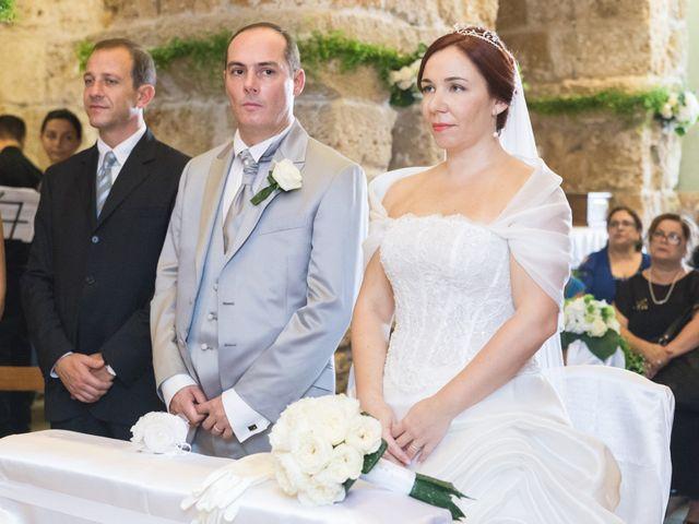 Il matrimonio di Michele e Anna Rita a Pula, Cagliari 40