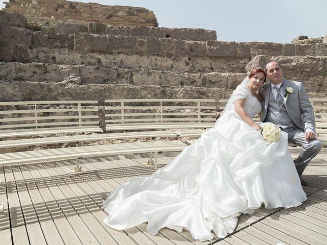 le nozze di Anna Rita e Michele