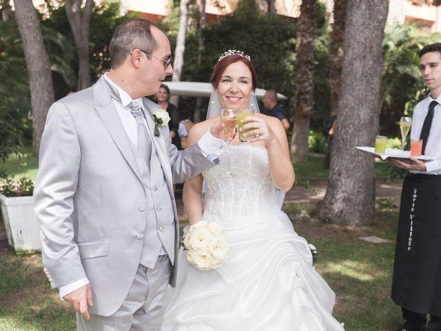 Il matrimonio di Michele e Anna Rita a Pula, Cagliari 47