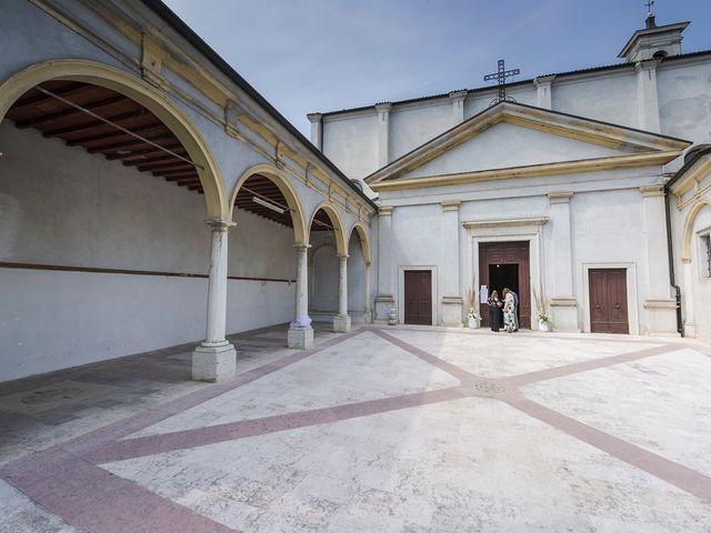 Il matrimonio di Nicola e Sara a Desenzano del Garda, Brescia 25