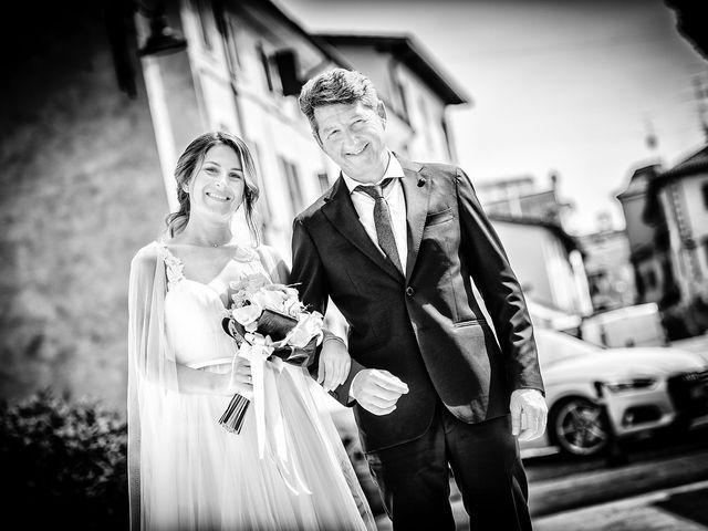 Il matrimonio di Nicola e Sara a Desenzano del Garda, Brescia 34