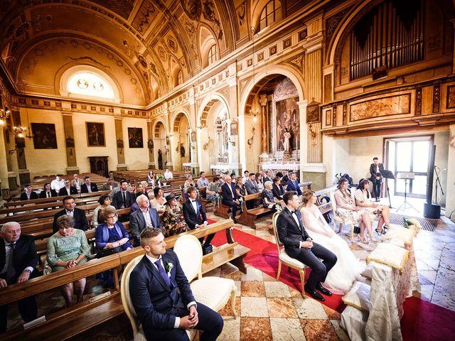 Il matrimonio di Nicola e Sara a Desenzano del Garda, Brescia 37