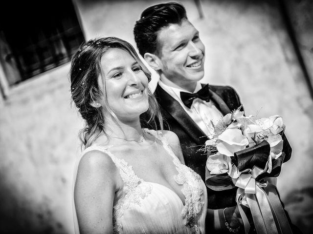 Il matrimonio di Nicola e Sara a Desenzano del Garda, Brescia 46