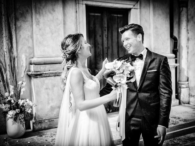 Il matrimonio di Nicola e Sara a Desenzano del Garda, Brescia 47