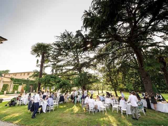 Il matrimonio di Nicola e Sara a Desenzano del Garda, Brescia 61