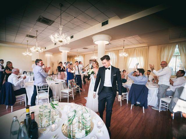 Il matrimonio di Nicola e Sara a Desenzano del Garda, Brescia 65