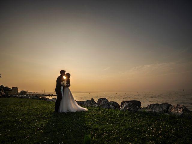 Il matrimonio di Nicola e Sara a Desenzano del Garda, Brescia 72