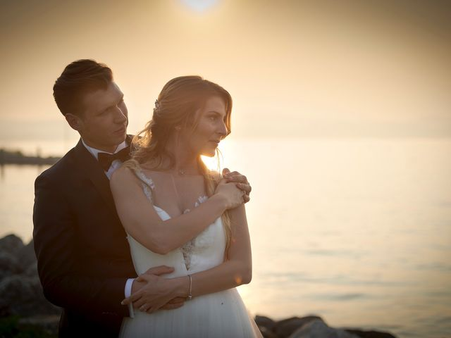 Il matrimonio di Nicola e Sara a Desenzano del Garda, Brescia 73