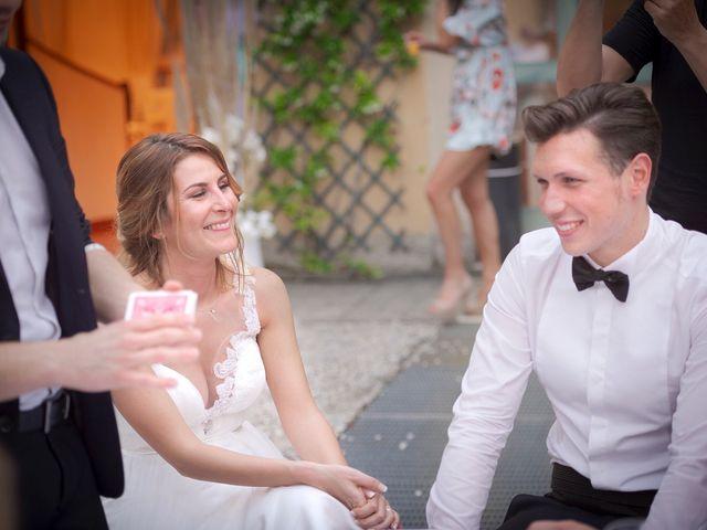 Il matrimonio di Nicola e Sara a Desenzano del Garda, Brescia 76