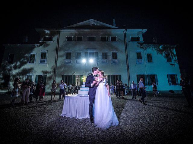 Il matrimonio di Nicola e Sara a Desenzano del Garda, Brescia 82