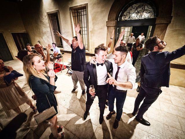 Il matrimonio di Nicola e Sara a Desenzano del Garda, Brescia 83