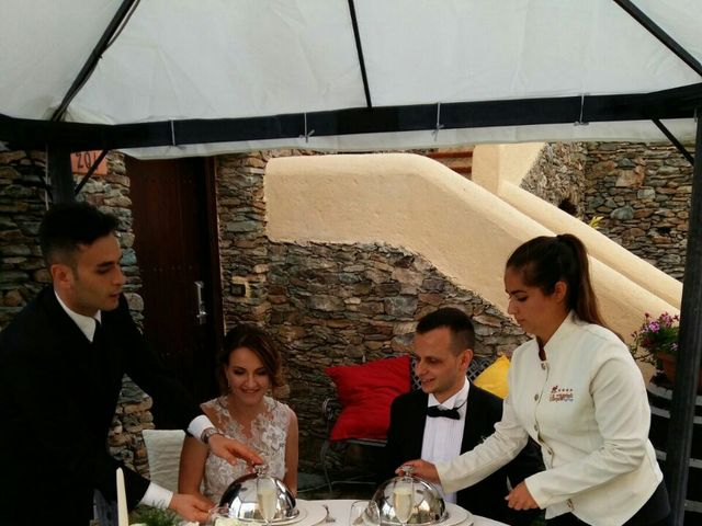 Il matrimonio di Roberto Magi Meconi e Rossella Lazzaro a Amantea, Cosenza 11