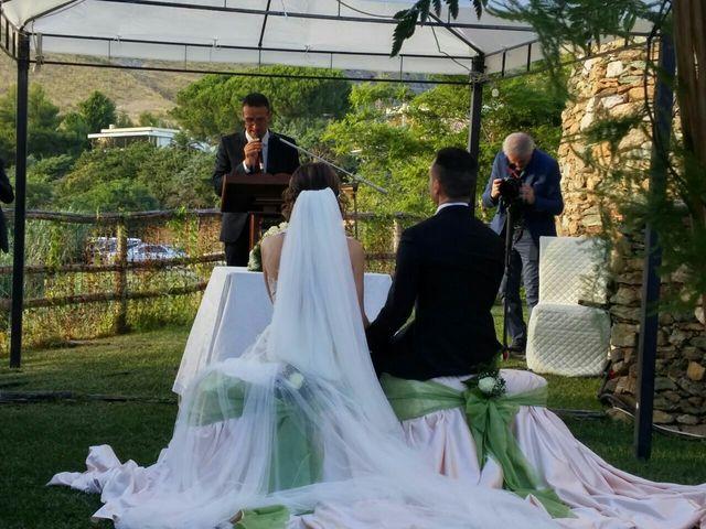 Il matrimonio di Roberto Magi Meconi e Rossella Lazzaro a Amantea, Cosenza 2