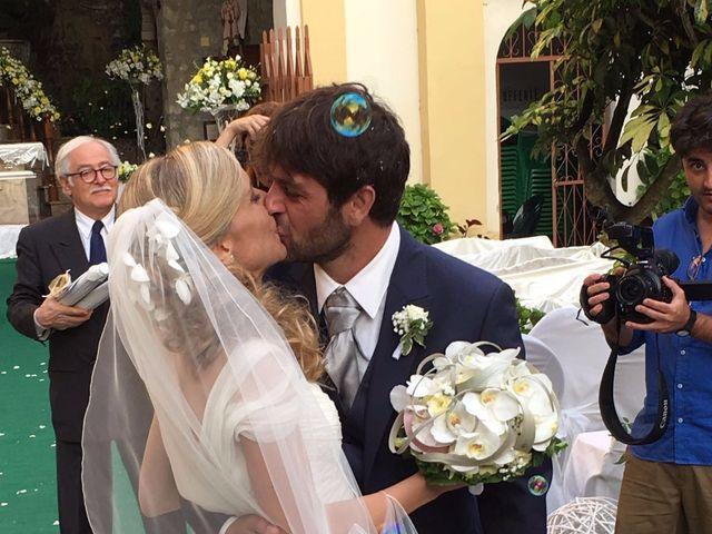 Il matrimonio di Alessia e Francesco a Ricadi, Vibo Valentia 1