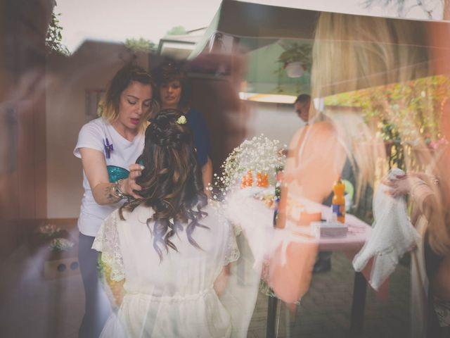 Il matrimonio di Emanuele e Monica a Cesano Maderno, Monza e Brianza 7