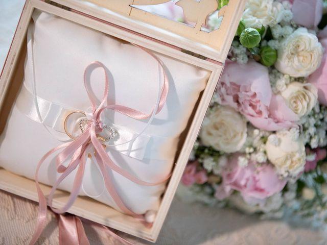 Il matrimonio di Emanuele e Monica a Cesano Maderno, Monza e Brianza 9