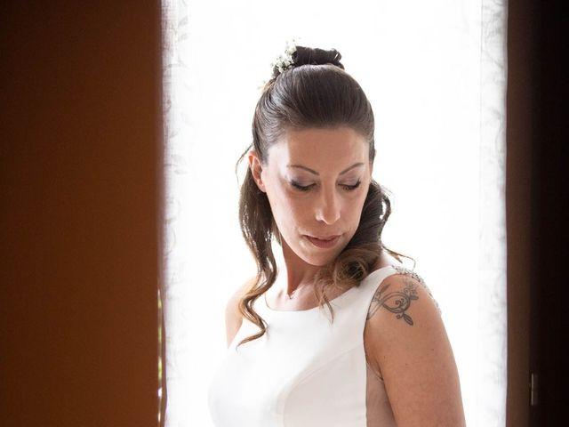 Il matrimonio di Emanuele e Monica a Cesano Maderno, Monza e Brianza 17