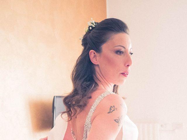 Il matrimonio di Emanuele e Monica a Cesano Maderno, Monza e Brianza 20