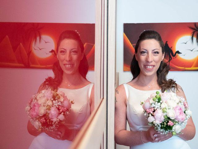 Il matrimonio di Emanuele e Monica a Cesano Maderno, Monza e Brianza 21