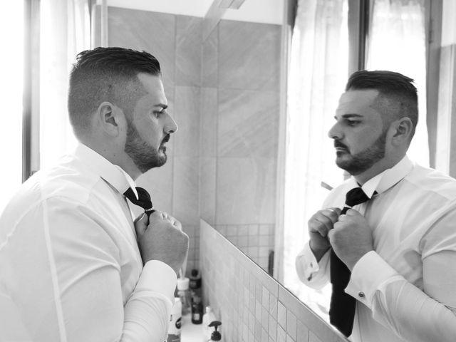 Il matrimonio di Emanuele e Monica a Cesano Maderno, Monza e Brianza 28