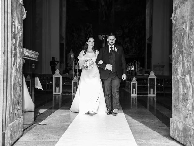Il matrimonio di Emanuele e Monica a Cesano Maderno, Monza e Brianza 43