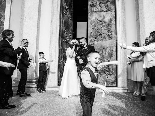 Il matrimonio di Emanuele e Monica a Cesano Maderno, Monza e Brianza 44