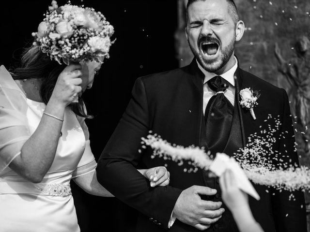 Il matrimonio di Emanuele e Monica a Cesano Maderno, Monza e Brianza 45