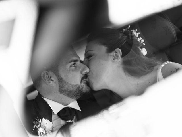 Il matrimonio di Emanuele e Monica a Cesano Maderno, Monza e Brianza 47