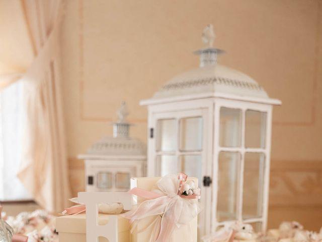 Il matrimonio di Emanuele e Monica a Cesano Maderno, Monza e Brianza 48