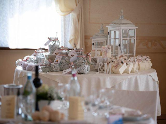 Il matrimonio di Emanuele e Monica a Cesano Maderno, Monza e Brianza 50