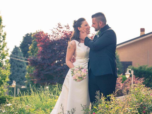 Il matrimonio di Emanuele e Monica a Cesano Maderno, Monza e Brianza 53