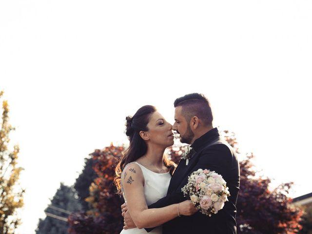 Il matrimonio di Emanuele e Monica a Cesano Maderno, Monza e Brianza 54