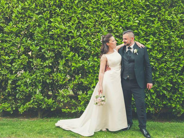 Il matrimonio di Emanuele e Monica a Cesano Maderno, Monza e Brianza 56