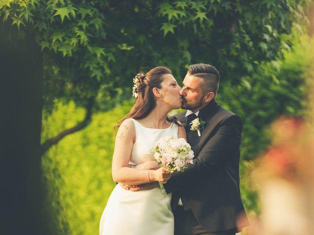 Il matrimonio di Emanuele e Monica a Cesano Maderno, Monza e Brianza 57