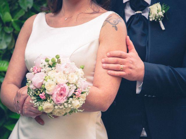 Il matrimonio di Emanuele e Monica a Cesano Maderno, Monza e Brianza 58