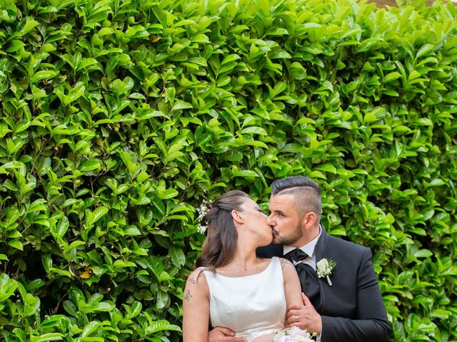 Il matrimonio di Emanuele e Monica a Cesano Maderno, Monza e Brianza 59
