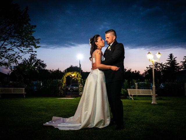 Il matrimonio di Emanuele e Monica a Cesano Maderno, Monza e Brianza 64