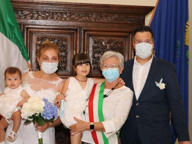 Il matrimonio di Stefano e Ana a Sanremo, Imperia 12