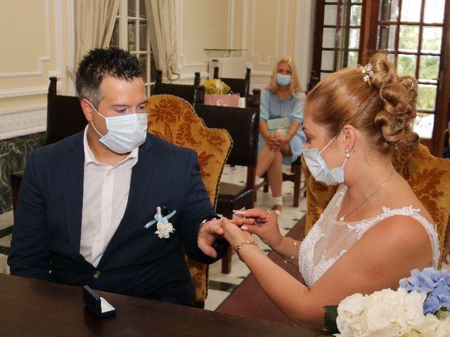 Le nozze di Ana e Stefano