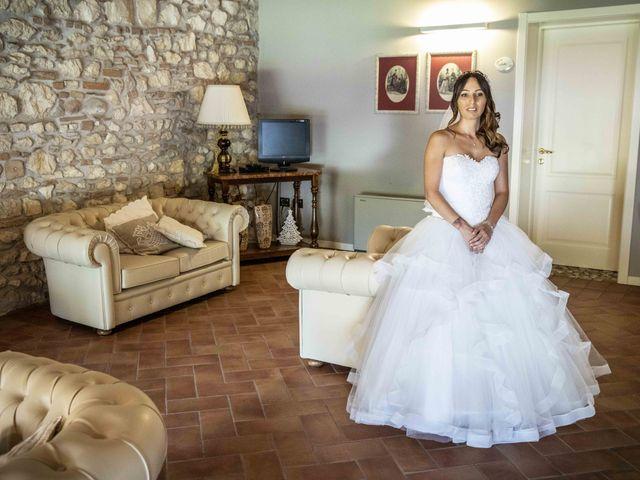 Il matrimonio di Simone e Arianna a Zevio, Verona 2