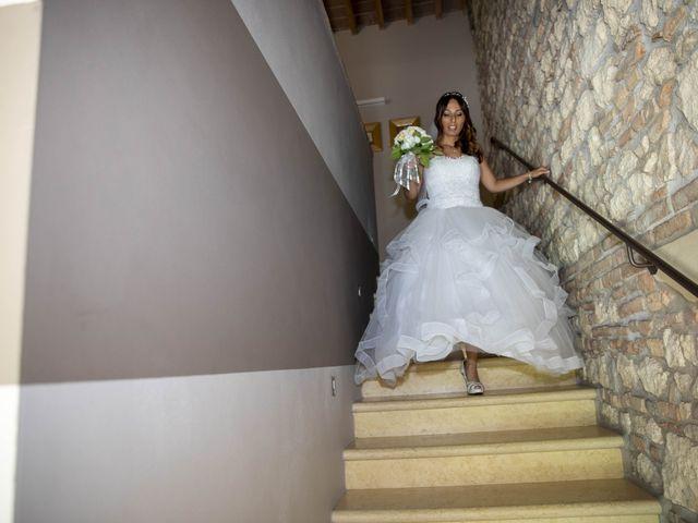 Il matrimonio di Simone e Arianna a Zevio, Verona 7