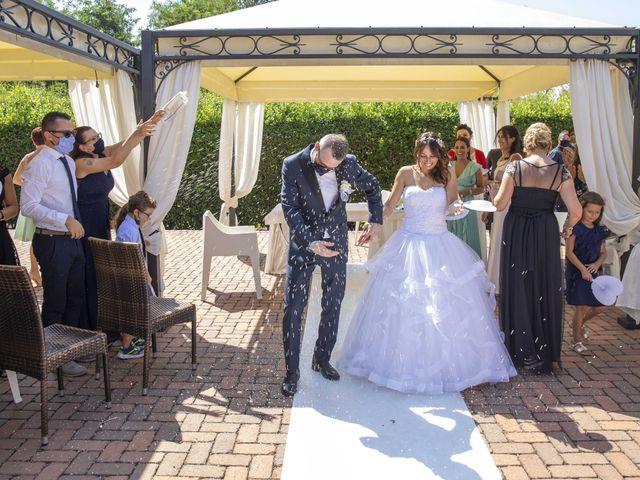 Il matrimonio di Simone e Arianna a Zevio, Verona 8