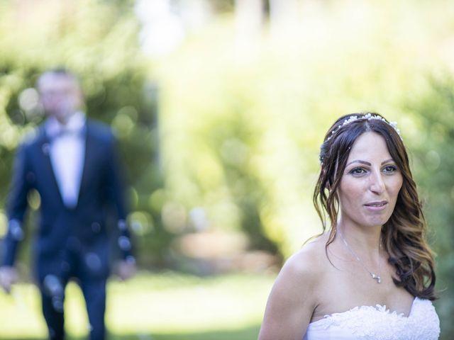 Il matrimonio di Simone e Arianna a Zevio, Verona 11